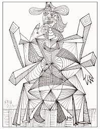 un dessin du grand pablo picasso datant de 1938 parfait pour un
