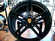 porsche cayenne replica wheels 20 inch black porsche cayenne panamera replica wheels 177 ebay