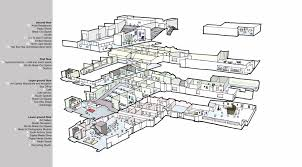 exploded floor plan gallery of dreamland margate assael architecture 1