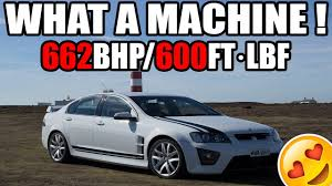 vauxhall vxr8 ute vauxhall vxr8 bathurst s no 17 18 car insight youtube