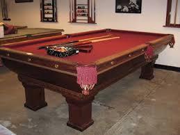 brunswick monarch pool table 1906 brunswick newport pool table sheridan billiards colorado