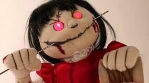 voodoo doll costume spirit halloween 6 least scary halloween monsters smosh