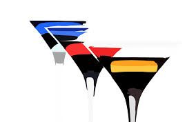 martinis clipart best 15 martini glass cocktail household kitchen glasses clip art cdr