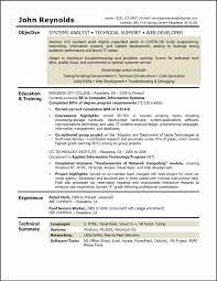 Sample Resume Download by System Programmer Sample Resume Download Sample Ba Resume Resume