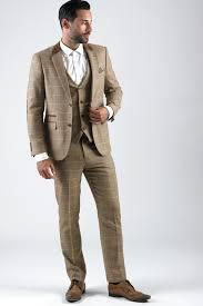 dx8 mens marc darcy heritage vintage tweed check blazer