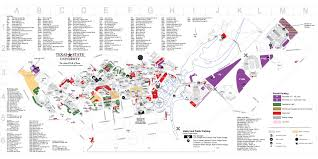 Dodger Stadium Parking Map Texas State University Map My Blog