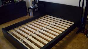 malm bed frame high queen ikea white 0173782 pe3284 msexta