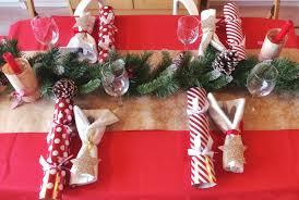 simple christmas table decoration ideas pepe u0027s kitchen