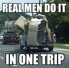 Moving Pictures Meme - funny pictures moving in one trip dump a day