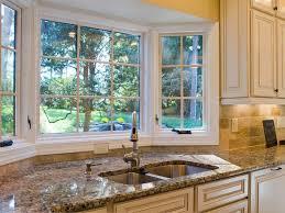 Kitchen Sink Window Ideas Brilliant Best 25 Kitchen Bay Windows Ideas On Pinterest Window