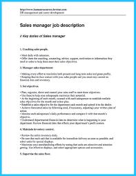 Job Description Of Sales Associate For Resume by Auto Detailer Resume Objective Virtren Com