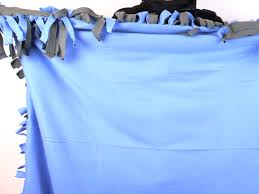 Fleece Throws Blankets A Simple And Easy Way To Make A Fleece Tie Blanket Wikihow