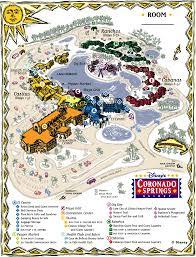 Clu Campus Map Disney U0027s Coronado Springs Resort Dbm Your Independent Disney