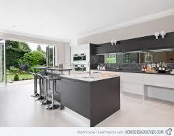 Grey Kitchen Designs by Black Kitchen Design 15 Bold And Black Kitchen Designs Home Design
