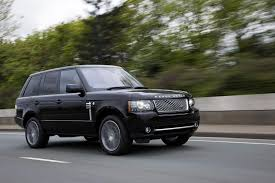 black chrome range rover 2010 range rover autobiography black limited edition review top