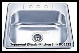Kitchen Sinks Top Mount by Category Kitchen Sinks Top Mount 3 Star Kitchen Cabinet