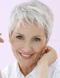 hairstyle for 60 something best 25 short grey haircuts ideas on pinterest where does grey