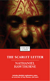 the scarlet letter book by nathaniel hawthorne official