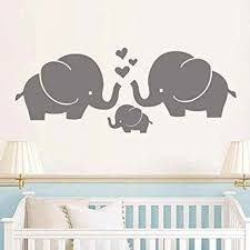 Wall Decor For Kids Room by Best 25 Elephant Wall Decal Ideas On Pinterest Elephant