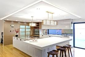 contemporary island kitchen modern kitchen island with seating mypaintings info