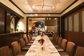 Private Dining Room San Francisco One Market San Francisco Cuisine