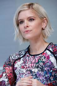 the blonde short hair woman on beverly hills housewives kate mara at morgan press conference in beverly hills 08 24 2016 6
