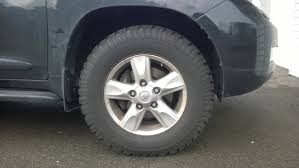 Rugged Terrain Ta Review Anyone Have Have Review Of Bfg Radial All Terrain Ko Tires On 200