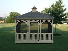 Backyard Gazebos For Sale by Wooden Gazebo For Sale Rectangle Gazebos In Pa Md Ny Nj U0026 De