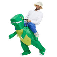 Rex Halloween Costume Toy Story Amazon Toloco Inflatable Dinosaur Rex Costume Inflatable