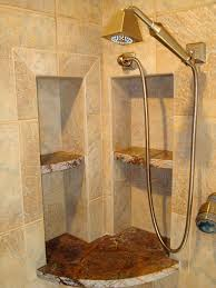 Bathroom Shower Ideas Pictures by Bathroom With Corner Shower Only