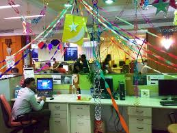 Birthday Home Decoration by Work Cubicle Birthday Decorations Home Decor 2017