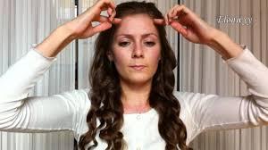 Frisur Lange Haare Locken by Mein Hochzeits Haar Tutorial Hochzeits Serie Ultra Lang