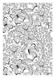 free printable insects coloring books for kids printable