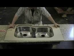 can you replace an undermount sink install an undermounted stainless steel sink in a laminate