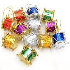 online get cheap drum christmas ornaments aliexpress com