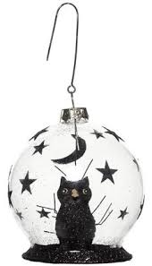 halloween kitty ornament old world christmas http www amazon com