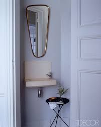 8 small bathroom decorating amp design ideas elle decor decorating