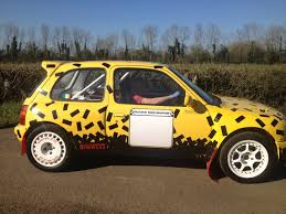 nissan micra rally car beast of a micra micra sports club