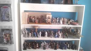 star wars collection room tour youtube