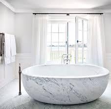 that bathtub freestanding marble modern contemporary