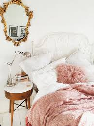 Bedrooms With Metal Beds 32 Cute And Delicate Feminine Bedroom Furniture Ideas Digsdigs