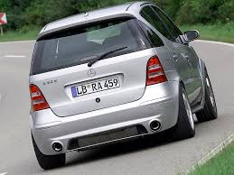 mercedes a class history coolest obscure mercedes amg models in history autoevolution