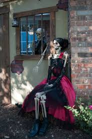 Halloween Skeleton Decoration Ideas 147 Best Haunted Saloon Images On Pinterest Halloween Stuff