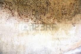 antike wandgestaltung antike wandgestaltung thai tempel hintergrund lizenzfreie fotos