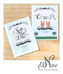 wedding program templates free online free printable save the date templates printable save the date