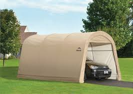Home Depot Carport Outdoor Great Portable Garage Costco For Great Garage Idea