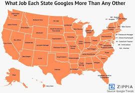 Google Maps Maker Map Says Idahoans Googling Bike Repair Ohioans Googling Potato