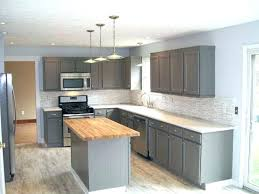 Flat Front Kitchen Cabinet Doors Flat Panel Kitchen Cabinets Snaphaven