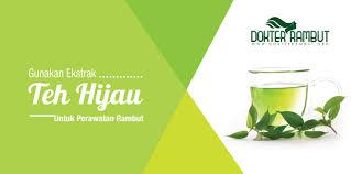 Teh Hijau gunakan ekstrak teh hijau untuk perawatan rambut anda oleh admin