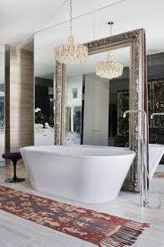 Large Bathroom Mirror Ideas 33 Best Beautiful Bathrooms Images On Pinterest Room Bathroom